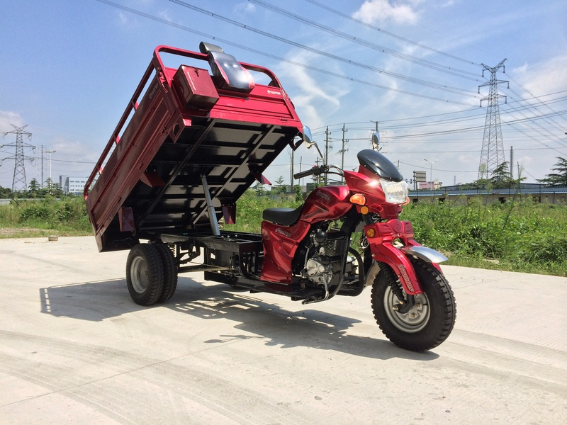 Heavy Tricycle TR-4