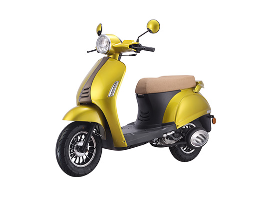 Gasoline Scooter NV50QT-2