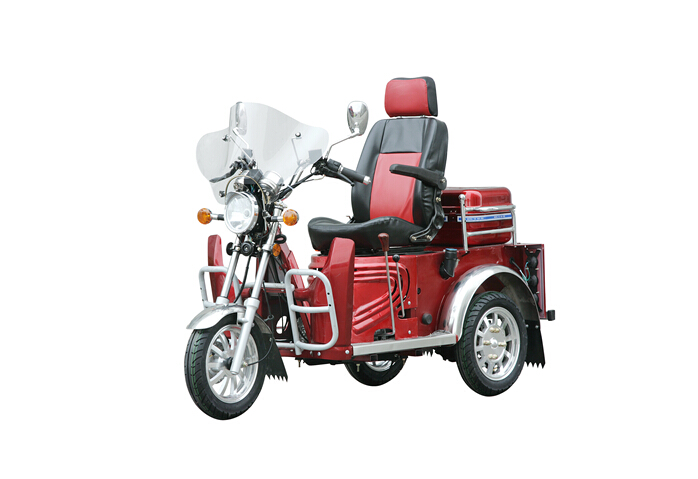 GASOLINE TRICYCLE DTR-6