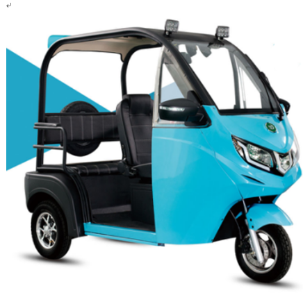 Mini Electric MotoTaxi