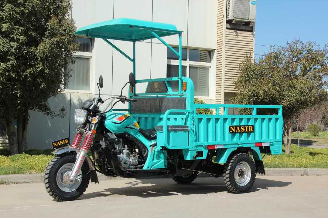 Apasonic Design 150cc cargo tricycle